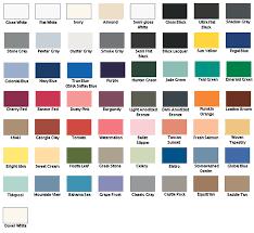 amazing krylon spray paint color chart