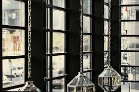 gray stainless steel pendant lights