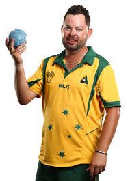 Aaron Wilson - Bowls Australia
