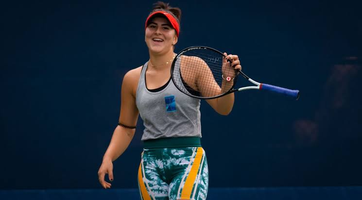 Image result for bianca andreescu""