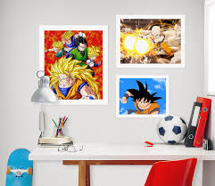 Dragon Ball A159 Anime Combine Wall Sticker Yy Anime