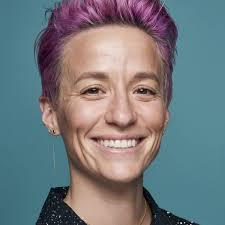 Megan Rapinoe: 'Everybody has a responsibility to make the world a better  place' | Football | The Guardian