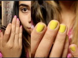 how to remove acrylic gel nails at