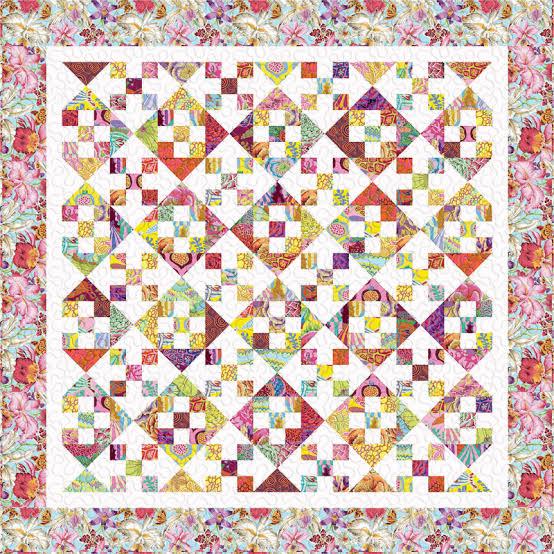 """Resultado de imagem para Nine Patch And Hourglass Quilt"""""""