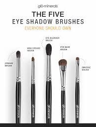 eyeshadow brushes eye makeup