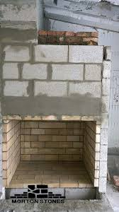 how to build a masonry fireplace best