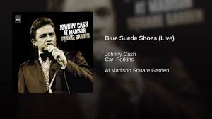 blue suede shoes live at madison