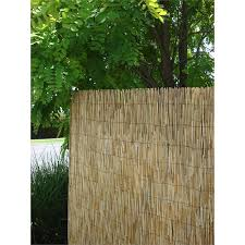 Eden 1 8 X 3m Euro Reed Screen Fencing Bunnings Warehouse