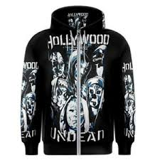 hollywood undead tour hoo new