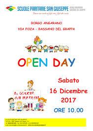 Open Day Scuola dell'Infanzia - Scuole Paritarie San Giuseppe
