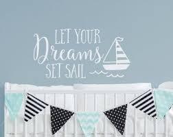 Let Your Dreams Set Etsy