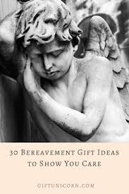 30 bereavement gift ideas to show you