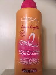 l dream lengths no haircut cream