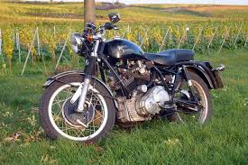 norcroft royal enfield v twin project