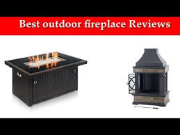 best outdoor fireplace reviews you