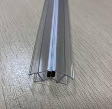 china 135 degree glass shower door