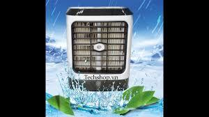 Máy làm ẩm không khí mini-quạt hơi nước mini|Review