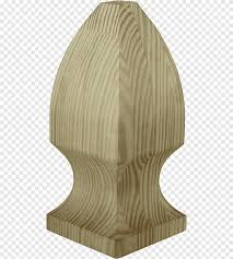 Wood Fence Post Finial Deck Round Cap Garden Chainlink Fencing Png Pngegg