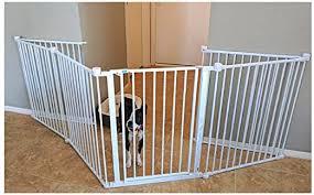 Amazon Com Adjustable Exercise Pen Dog Indoor Wall Gate Safe Mount Pressure Training Yard Pet Fence Folding Portable Playpen Ebook By Oistria Pet Supplies
