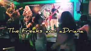 Tonight!! 10 pm!! THE FREAKS and Adriana... - Murphy's Irish Pub ...