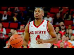 Most Explosive Player in College Basketball || NC State PG Dennis ...