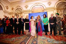 New York: Diwali Stamp launch