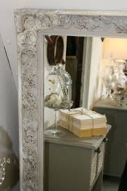 paint a gaudy gold mirror frame