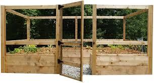 Amazon Com Deer Proof Just Add Lumber Vegetable Garden Kit 8 X12 Raised Garden Kits Garden Outdoor