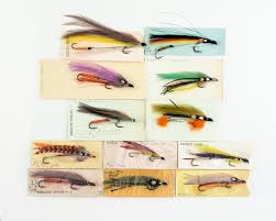 12 Ora Smith Tandem Streamers | Lang's Auction Inc.