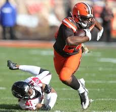Browns rookie Nick Chubb races into team's record book with 92-yard  touchdown run - Sports - Times Reporter - New Philadelphia, OH