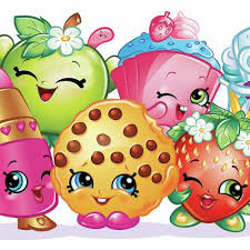 Shopkins Pals Peel And Stick Giant Wall Graphic Peel And Stick Decals The Mural Store
