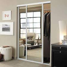 bronze mirror door sliding doors