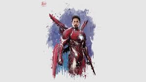 3840x2400 wallpaper iron man