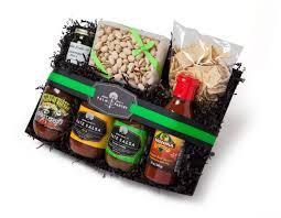salsa gift basket taste of the southwest