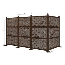 Metal Privacy Screen Youshouldhaveit