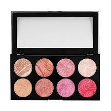 revolution blush palette blush queen