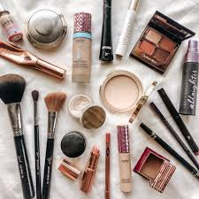 what s in my makeup bag july cristin