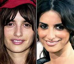 celebrities without make up