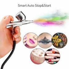 mini air pressor airbrush makeup kit