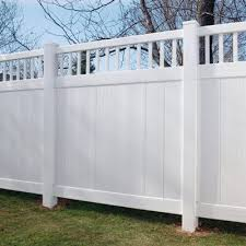 Outdoor White Vinyl Privacy Screen Home Depot Vinyl Privacy Fence Panels Front Yard Fence Brick Fence Rustic Fence