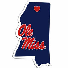 Auto Parts And Vehicles Ole Miss Rebels Ncaa Decal Sticker Car Truck Window Bumper Laptop Wall Car Truck Graphics Decals Gpr Rotterdam Nl
