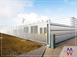 2019 S Best Fence Designs Metal Warehouse