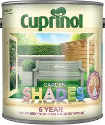 Cuprinol Garden Shades Willow 2 5l Amazon Co Uk Diy Tools
