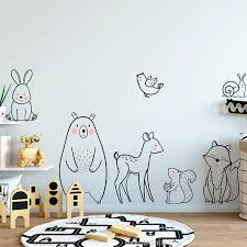 Good And Cheap Products Fast Delivery Worldwide Forest Wall Decal On Shop Onvi
