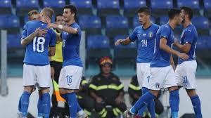Italia Under 21 - Inghilterra U21: dove vederla in diretta tv e streaming.  Formazioni