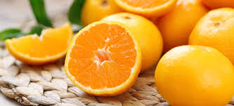 orange nutrition benefits skin
