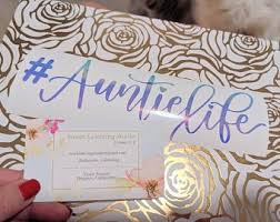 Aunt Decal Etsy