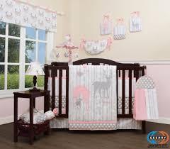 nursery crib bedding set