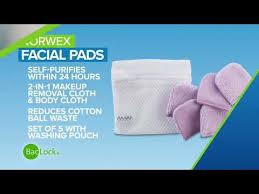 norwex pads exfoliating
