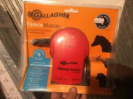 Gallagher Electric Fencing Fence Master Energiser G333 9414701333311 Ebay